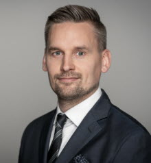 Photo: Lauri Hälikkä, FX & Fixed Income Strategist