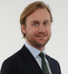 Photo: Niclas Winberg, Investment Associate