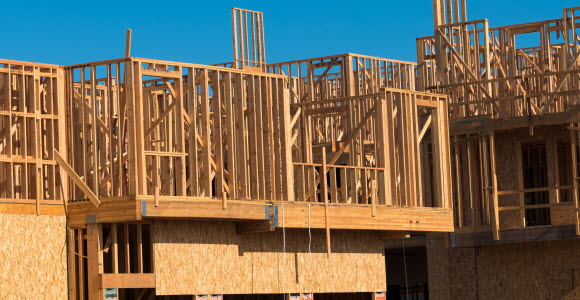 Use of wood in construction structures is one of three ways to remove and bind carbon dioxide.