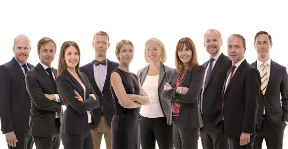 Photo of the Global Equities Team