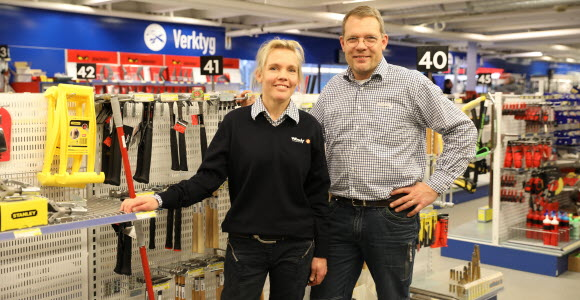 Lotta and Anders Svensson