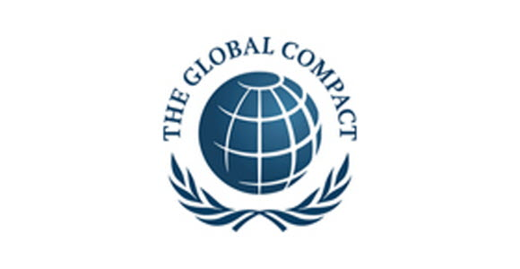 Logo: The Global Compact