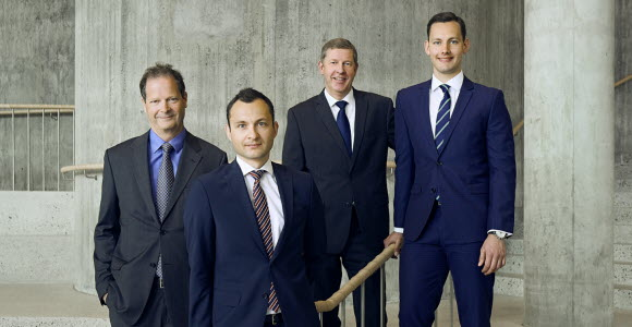 Photo: The Danish Fixed Income Team