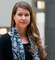 Photo: Charlotte Asgermyr, Chief Covered bond and FI market strategist