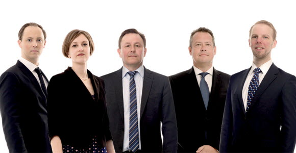 Photo: The Core Fixed Income Team