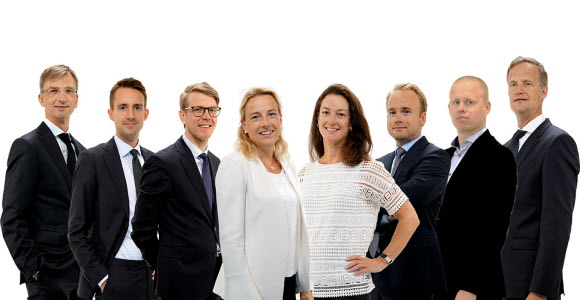 Photo: The Swedish Nordic Equities Team