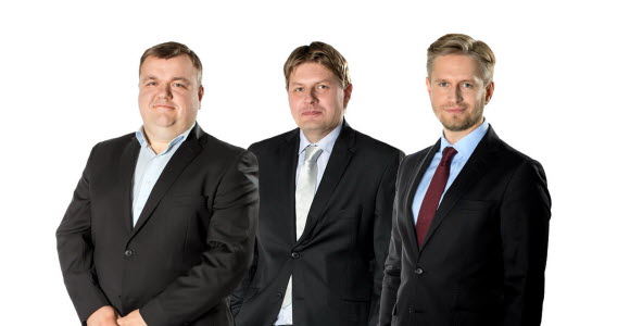 Photo of the Eastern European Equities Team