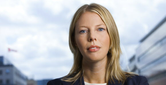 Ulrika Bergman, team leader, Global equities fund