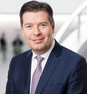Johan Torgeby, President and CEO