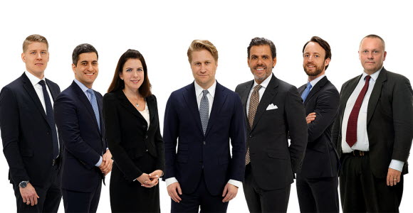 Photo: SEB Private Equity Team