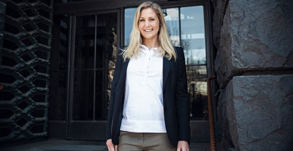 Lina Fransson, SEB's fixed income expert