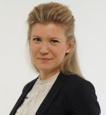 Photo: Maria Bilkenroth, Investment Manager
