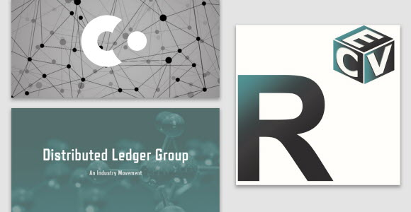 R3, Distributed Ledger Group, Corda