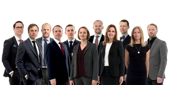 Photo: The Global Equities Team