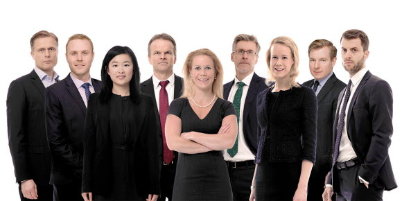 Photo: The Credit Fixed Income Team